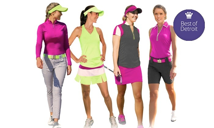 The Tennis & Golf Company - Royal Oak: $25 for $50 Worth of Sports Gear and Apparel at The Tennis & Golf Company