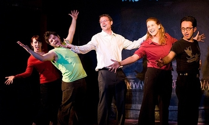 null - New Orleans: Comedy Show for One, Two, or Four in May at La Nuit Theater (Up to 55% Off)