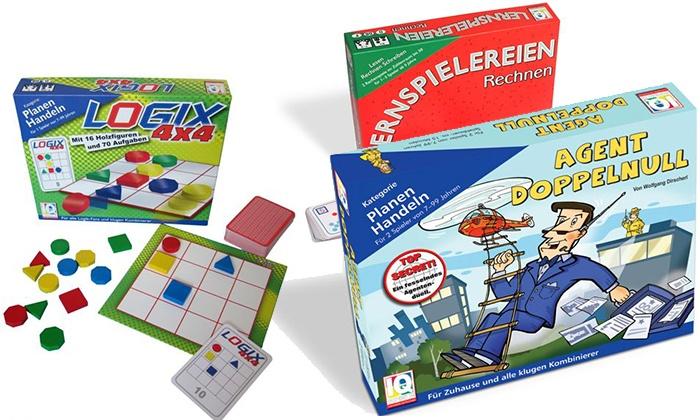 Logikspiele Kinder