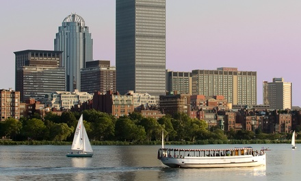 Architecture Boat Tour for One or Two from Charles Riverboat Company (36% Off)