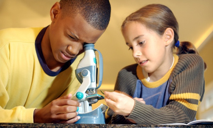 RoboCamp - Multiple Locations: $229 for Weeklong Science and Math Summer Camp at RoboCamp ($475 Value)