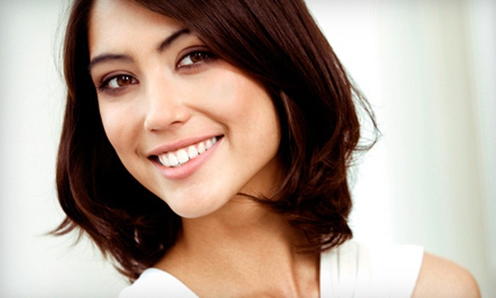 Brush Dental Studio - Livonia: Zoom Teeth-Whitening and Dental-Cleaning Packages at Brush Dental Studio (Up to 81% Off).