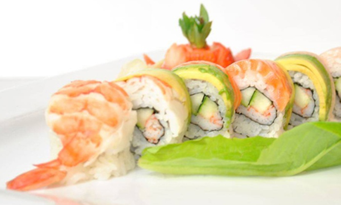 O-shi Sushi Place - Stone Oak: $15 for $30 Worth of Sushi and Japanese Cuisine for Dinner at O-shi Sushi Place