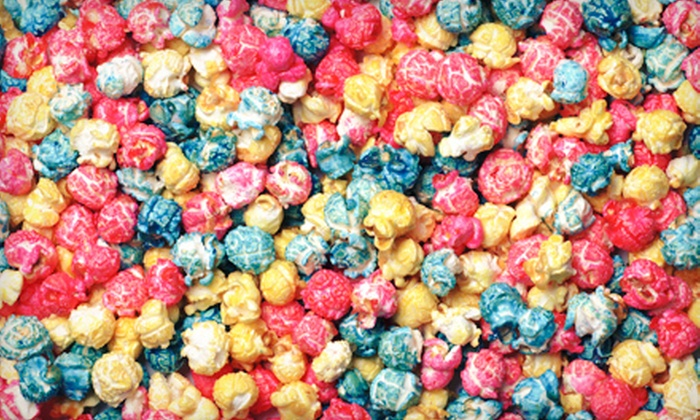Angelicious Popcorn - Paradise: $9.99 for $20 Worth of Angelicious Popcorn