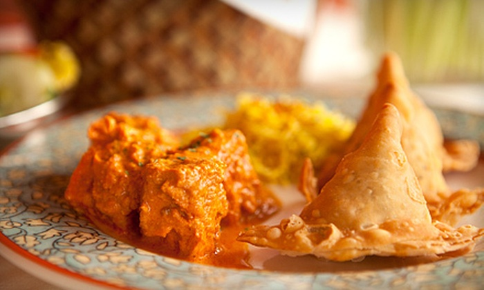 Flavors - Baymeadows: Indian Cuisine at Flavors (Up to 55% Off). Two Options Available.