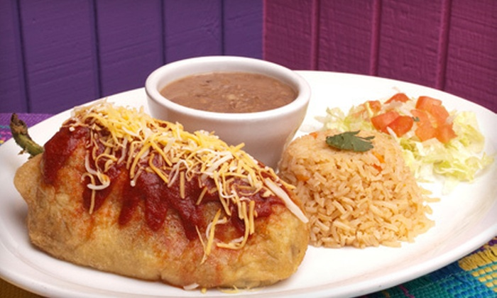 Galvan's Restaurant - Lubbock: $5 for $10 or $10 for $20 Worth of Mexican Fare at Galvan's Restaurant