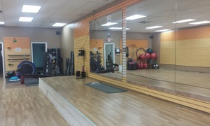 Inception Body Works Llc: Four Weeks of Membership and Unlimited Fitness Classes at inception body works llc (66% Off)