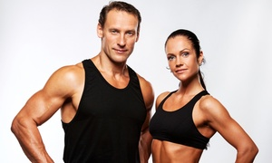 Hot Box Fitness: 5 or 10 Fitness Classes at Hot Box Fitness (Up to 62% Off)