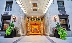 Manhattan Hotel with Roaring Twenties Elegance