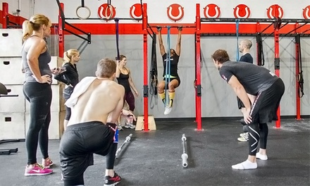 $49 for One Month of Unlimited CrossFit Classes at CrossFit Horsepower: Hermosa Beach ($225 Value)