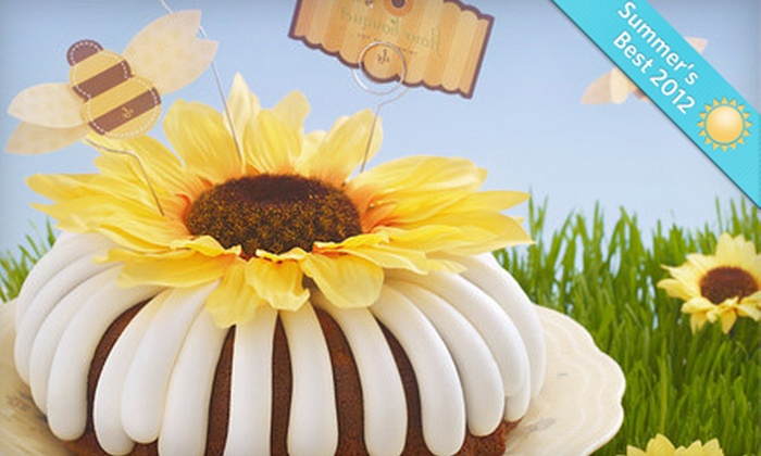 Nothing Bundt Cakes - Bear Canyon: $10 for $20 Worth of Bundt Cakes at Nothing Bundt Cakes