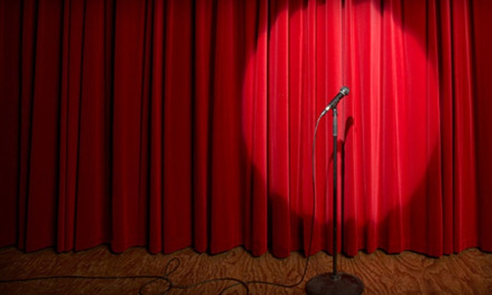 The Comedy Zone - Comedy Zone: Saturday Comedy Show for Two or Four with Food-and-Drink Voucher at The Comedy Zone (Up to 51% Off)