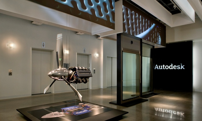 3D Printing Demonstration  - The Gallery at Autodesk - South Beach-San Francisco: Learn About 3D Modeling & 3D Printing at Autodesk Headquarters