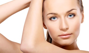 Elements Hair Salon with Debbie: Microdermabrasion and Facial Treatment Packages at Elements Hair Salon (Up to 54% Off)