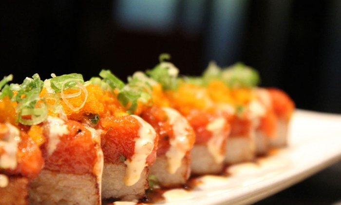 Agami - Uptown: $20 for $40 Worth Japanese Dinner at Agami