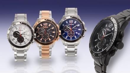 Omikron Swiss Chronograph Bateleur Men's Watch