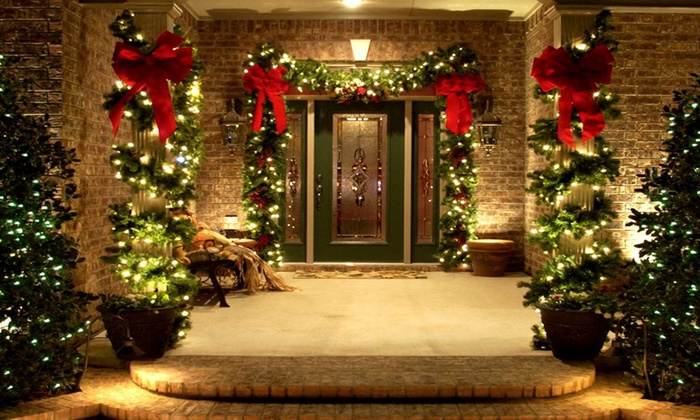 The Holiday Hangers - Denver: Holiday-Lights Installation and Removal from The Holiday Hangers (50% Off)