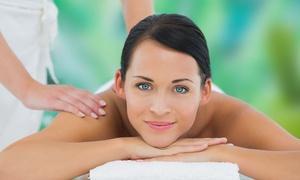 Studio massaggi: 3 o 5 massaggi di 50 minuti a scelta (sconto fino a 78%)