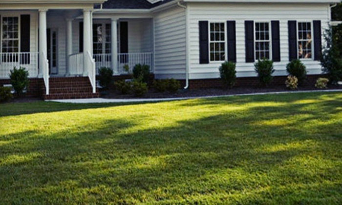 Artistic Landscaping and Lawn Care - Cedar Valley: Lawn Aeration for Up to 6,000 or Up to 10,000 Square Feet from Artistic Landscaping and Lawn Care (51% Off)