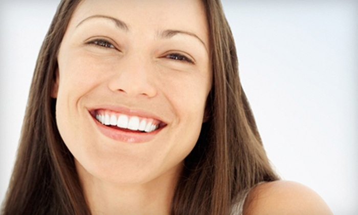 Dental Expressions - Multiple Locations: One or Two Dental Exams with Cleaning and X-rays at Dental Expressions (Up to 77% Off)