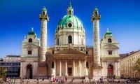 ✈Bratislava y Viena: 4 días y 3 noches, vuelo ida y vuelta desde Madrid y alojamiento con desayuno
