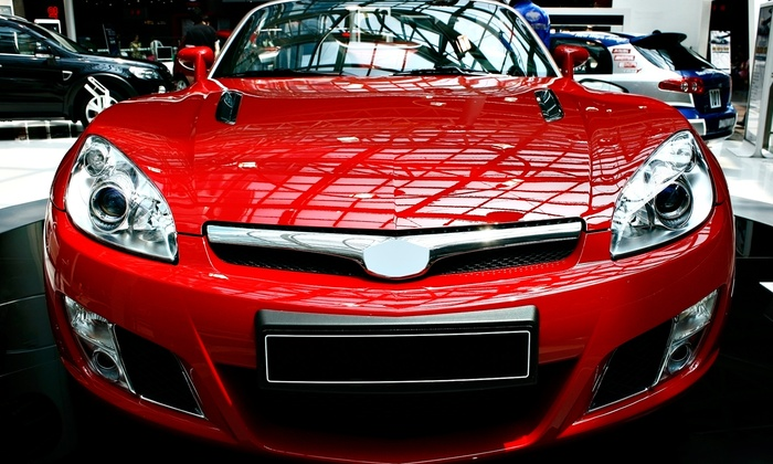Wash and Roll Carwash - Multiple Locations: Three or Five Ultimate Car Washes at Wash and Roll Carwash (Up to 50% Off