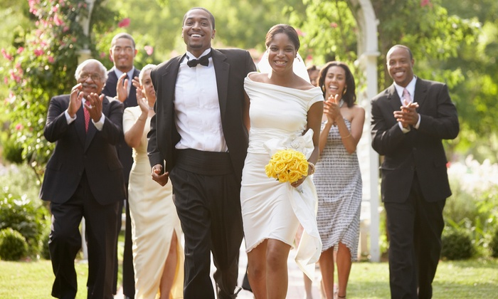 Sherika's Photography - East Point: 150-Minute Wedding Photography Package from Sherika's Photography (65% Off)
