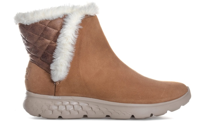 With Go Skechers Delivery On Cozies The 400 Free Women's Boots nw8mvN0
