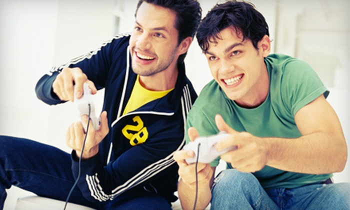 Gamers Rentals - Glendale: Three, Six, or Nine Two-Week Game or Movie Rentals from Gamers Rentals (Up to 54% Off)