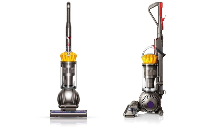 dyson ball multifloor upright vacuum | groupon