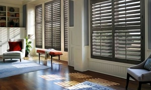 United Decorators: $199 for $500 Worth of Custom Window Shades or Blinds from United Decorators
