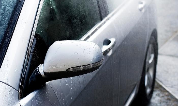 Get N Go Car Wash - Sioux Falls: $40 for Eight Ultra Car Washes at Get N Go Car Wash (Up to $78 Value)