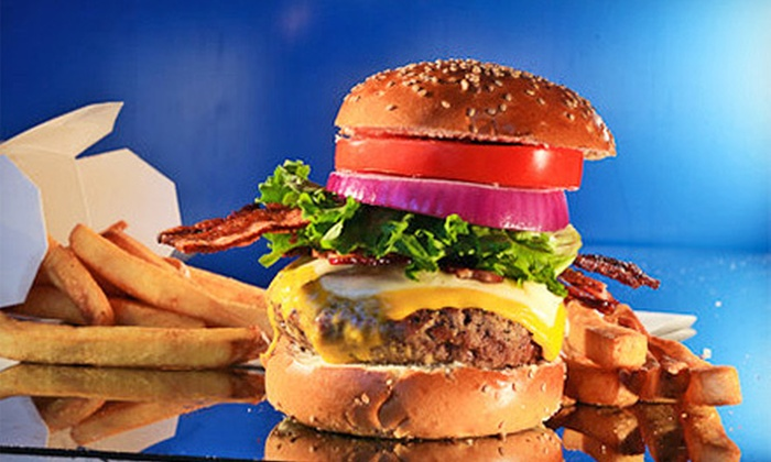 BGR The Burger Joint - Multiple Locations: $20 for a $30 Gift Card to BGR The Burger Joint