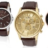 Lucien Piccard Adamello Collection Men's Watch
