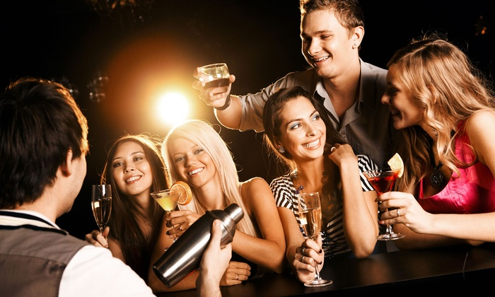 San Diego Pub Crawler - Gaslamp: One, Two, or Four Passes to Downtown Pub Crawl from San Diego Pub Crawler (Up to 48% Off)