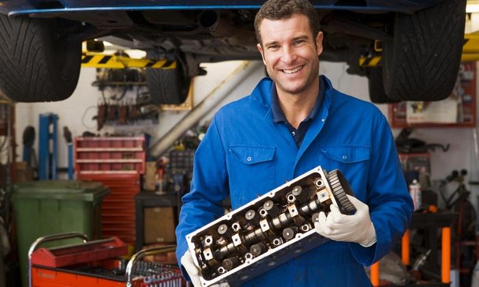 Omnia (Casalecchio Di Reno) - OMNIA (CASALECCHIO DI RENO): Tagliando per auto di qualsiasi cilindrata o in più ricarica aria condizionata da 59,90 €