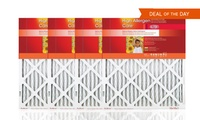 GROUPON: DuPont High Allergen Care Air Filters DuPont High Allergen Care Air Filters