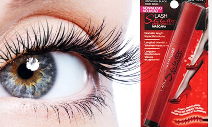 Of Maybelline MascarasGroupon Goods 6 Pack fb76gy