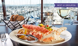 Palisade: Seafood for Lunch or Dinner at Palisade (Up to 40% Off)