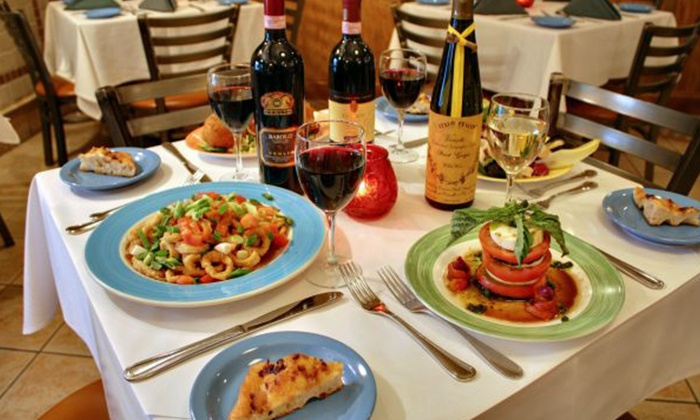 Castalia Restaurant & Bar - Woodland Park: $21.99 for Fine Italian Food and Drink at Castalia 997 Restaurant & Lounge in Woodland Park (a $40 Value)