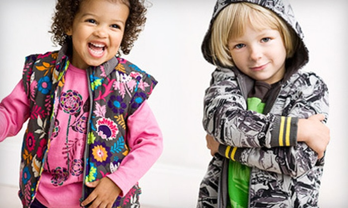 Elephant Ears - Bach: $15 for $30 Worth of Children's Clothing and Accessories at Elephant Ears in Ann Arbor