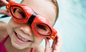 Aquaclub: Four Group or Private Swimming Lessons at Aquaclub (50%Off)