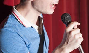 Holly Hotel: Comedy Show for Two or Four with Appetizers and Drinks at the Holly Hotel (Up to 51% Off)