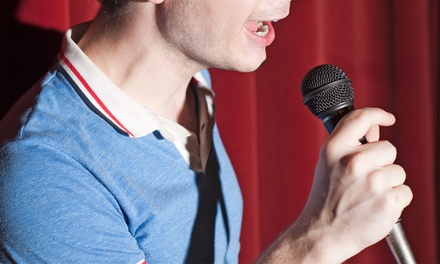 Comedy Show for Two or Four with Appetizers and Drinks at the Holly Hotel (Up to 53% Off)