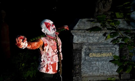 Admission for Two to Haunted Hunt Club Farm (30% Off). Two Options Available.