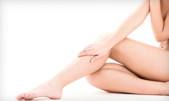 Cosmetic and Wellness Center - Six Corners: One or Two Laser Spider-Vein Treatments at Cosmetic and Wellness Center (63% Off)