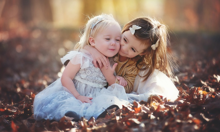Demure Dragonfly Photography - Chattanooga: $69 for a Fairytale Photo-Shoot Package from Demure Dragonfly Photography ($200 Value)