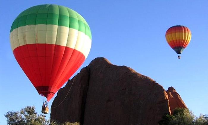 Balloon Atlanta - Woodstock: $289 for a Hot-Air Balloon Ride for One Person at Balloon Atlanta ($650 Value)
