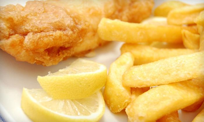 Paddy Coyne's - Multiple Locations: $15 Worth of Irish Pub Food