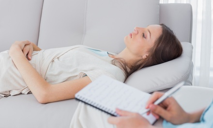 $44 for One 60Minute Hypnotherapy Relaxation Session at Hypnotherapy Advantage ($120 Value)